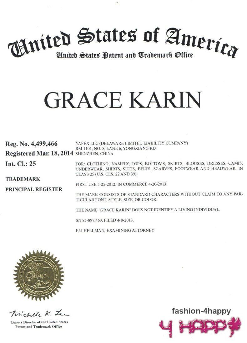 Luxusní plesové šaty GRACE KARIN dlouhé GK 6107 vínová 8f027ed6e74